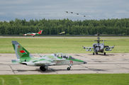 71 RED - Belarus - Air Force Yakovlev Yak-130 aircraft