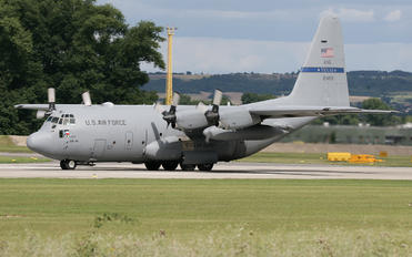 92-1453 - USA - Air Force Lockheed C-130H Hercules
