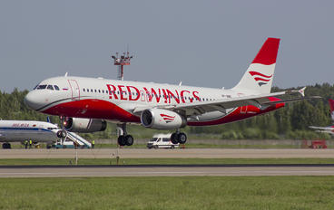 VP-BWZ - Red Wings Airbus A320