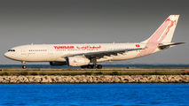 Tunisair Airbus A330 visited Nice title=