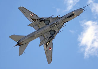 3715 - Poland - Air Force Sukhoi Su-22M-4