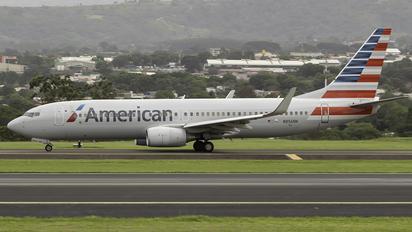 N856NN - American Airlines Boeing 737-800