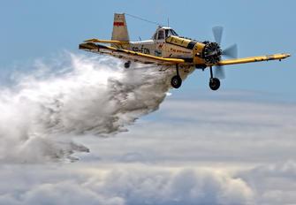 SP-FON - Aerogryf PZL M-18B Dromader