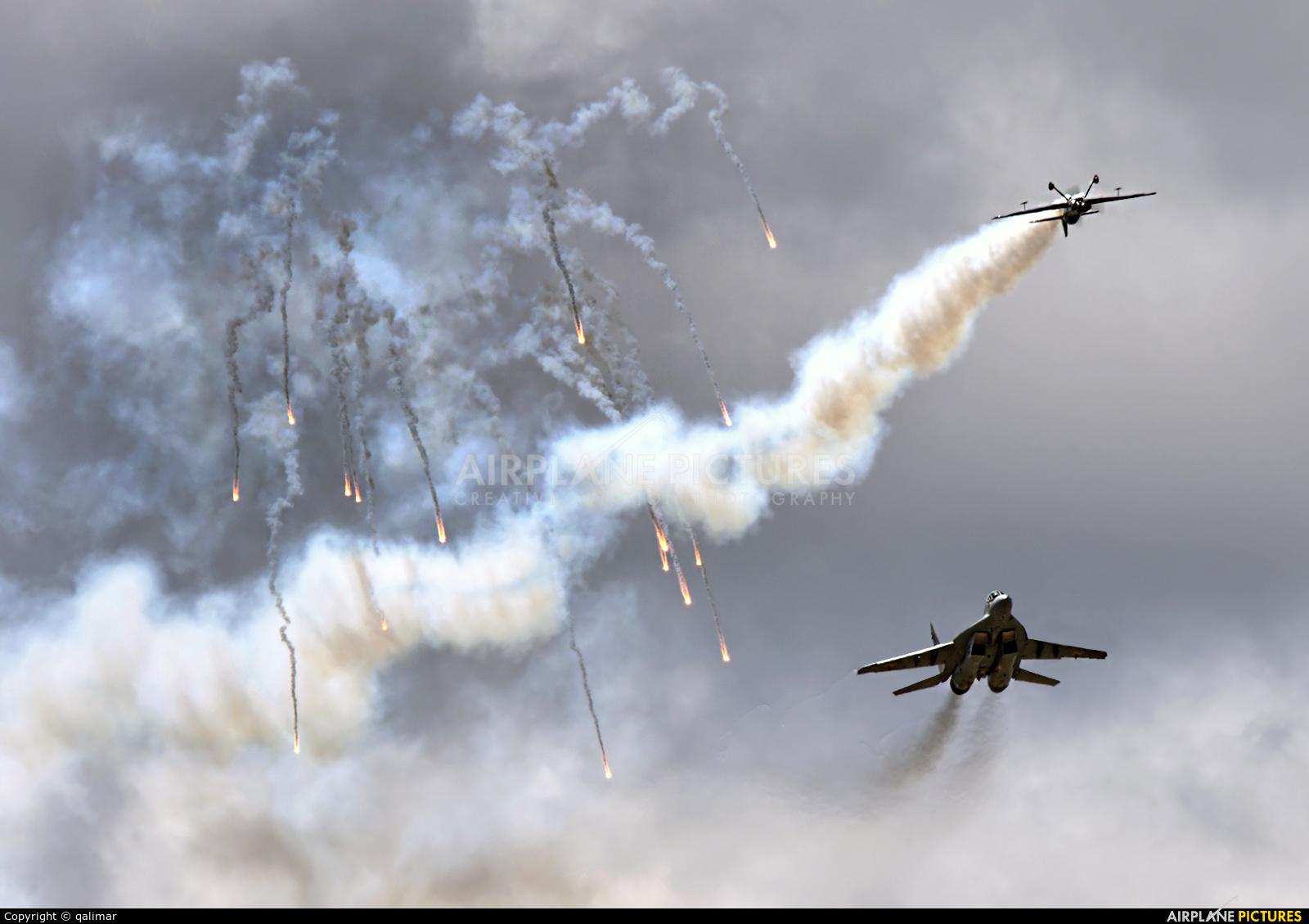 Poland - Air Force 105 aircraft at Świdwin