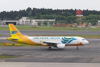 RP-C2371 - Cebu Pacific Air Airbus A320