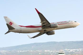 7T-VKN - Air Algerie Boeing 737-8D6