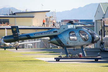 ZK-HWH - Opotiki Helicopters NZ MD Helicopters MD-500N