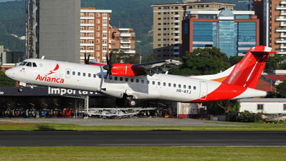HR-AYJ - Avianca ATR 72 (all models)