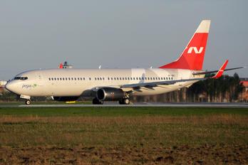 VP-BPI - Ikar Airlines Boeing 737-800