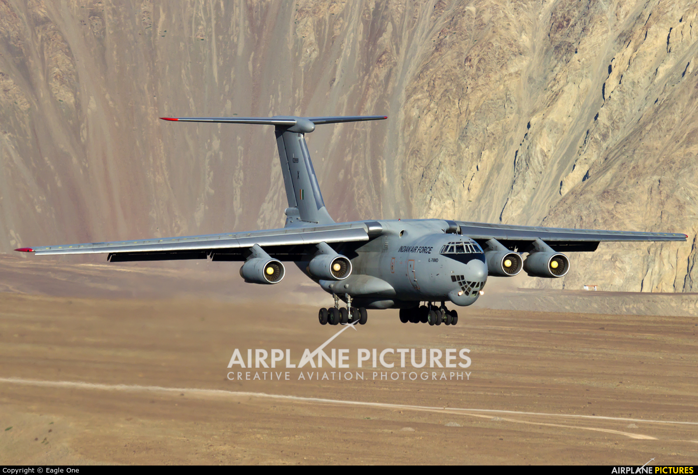 India - Air Force K2999 aircraft at Undisclosed location