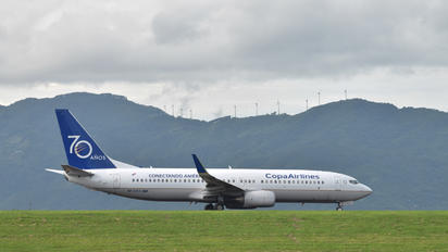 HP-1711CMP - Copa Airlines Boeing 737-800