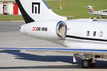 OE-IRB - LaudaMotion Bombardier BD-700 Global Express