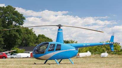 OK-PZK - Private Robinson R44 Astro / Raven
