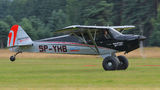 Private Cub Crafters Carbon Cub SS SP-YHB at Nowy Targ airport