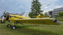 SP-PBK - PZL Mielec PZL 106AR/2M Kruk aircraft