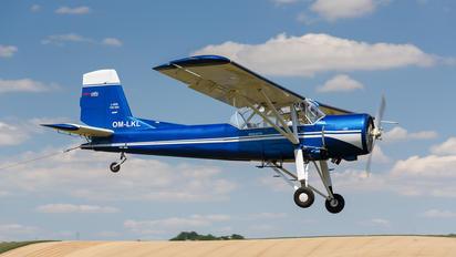 OM-LKL - Aeroklub Nitra Aero L-60S Brigadýr