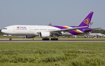 HS-TJW - Thai Airways Boeing 777-200ER