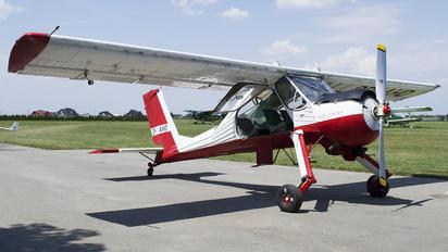 SP-AHD - Aeroklub Krakowski PZL 104 Wilga 35A