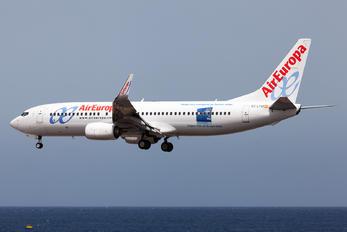 EC-LTM - Air Europa Boeing 737-800