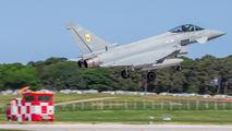 ZK320 - Royal Air Force Eurofighter Typhoon FGR.4 aircraft