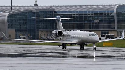 OE-LEO - Global Jet Austria Gulfstream Aerospace G650, G650ER