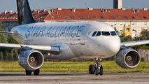 9A-CTI - Croatia Airlines Airbus A319 aircraft