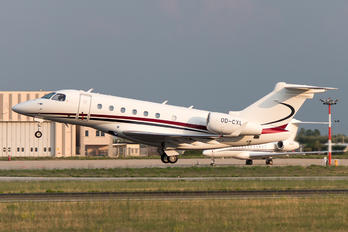 OD-CXL - Private Embraer EMB-550 Legacy 500
