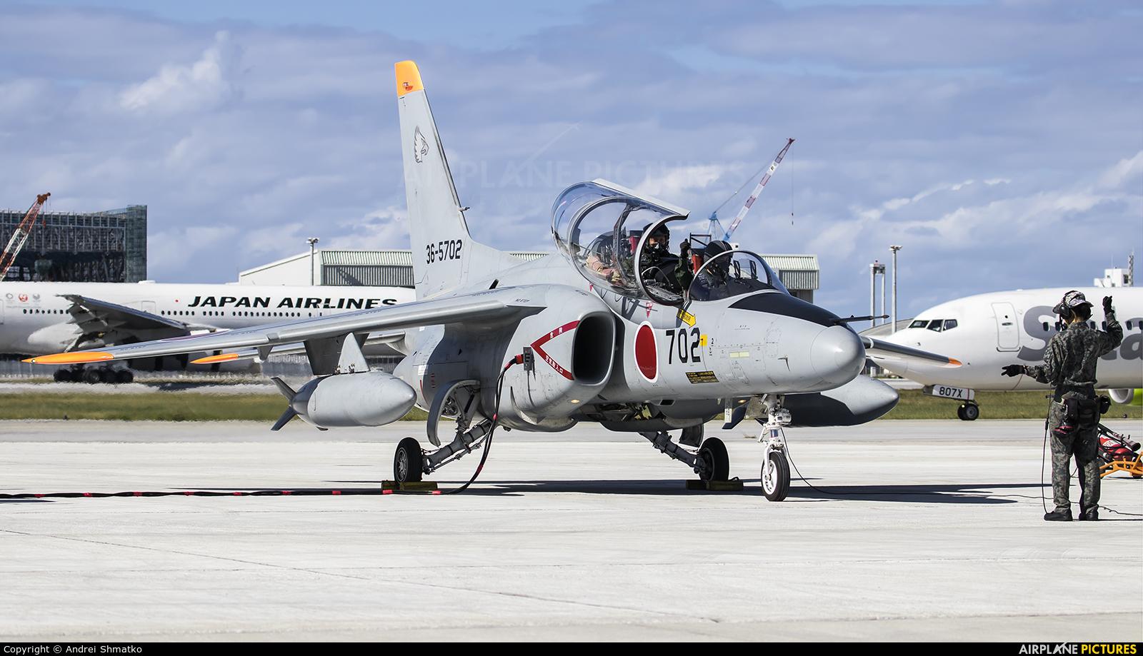 Japan - Air Self Defence Force 36-5702 aircraft at Naha