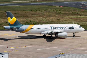 LY-NVX - Thomas Cook Airbus A320