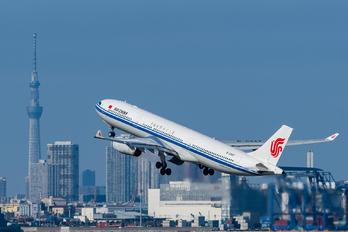 B-5947 - Air China Airbus A330-300