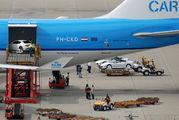 PH-CKD - KLM Cargo Boeing 747-400F, ERF aircraft