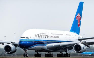 B-6136 - China Southern Airlines Airbus A380