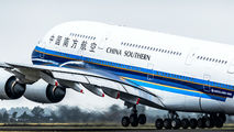 China Southern restarts operations to Amsterdam with Airbus A380 title=