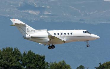 OE-GVB - Private Hawker Beechcraft 850XP