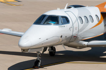 CS-DVS - Private Embraer EMB-500 Phenom 100