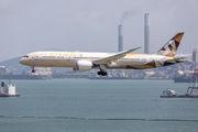 A6-BLQ - Etihad Airways Boeing 787-9 Dreamliner aircraft