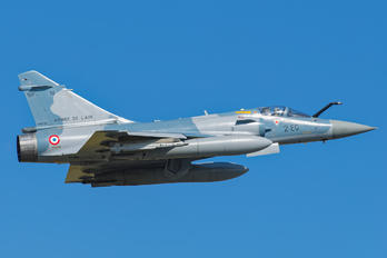 2-EG - France - Air Force Dassault Mirage 2000-5F