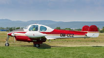 OM-CCZ - Private LET L-200 Morava aircraft