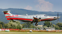 OK-PMP - Private Pilatus PC-12 aircraft