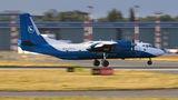 Genex Antonov An-26 (all models) EW-328TG at Warsaw - Frederic Chopin airport
