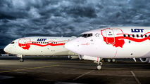 SP-LVD - LOT - Polish Airlines Boeing 737-8 MAX aircraft
