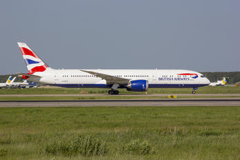 G-ZBKG - British Airways Boeing 787-9 Dreamliner
