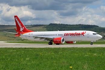 TC-MKS - Corendon Airlines Boeing 737-8 MAX