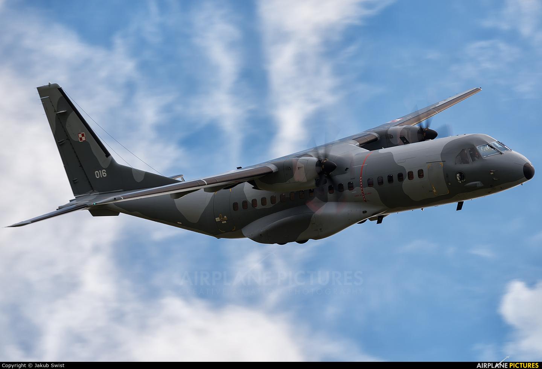 Poland - Air Force 016 aircraft at Nowy Targ