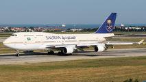 TF-AAD - Saudi Arabian Airlines Boeing 747-400 aircraft
