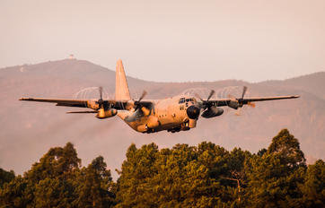 T.10-09 - Spain - Air Force Lockheed C-130H Hercules