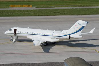 HB-JGP - Execujet Europa AS Bombardier BD-700 Global Express