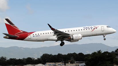 N988TA - TACA Embraer ERJ-190 (190-100)