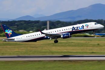 PR-AUK - Azul Linhas Aéreas Embraer ERJ-195 (190-200)