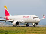 EC-MXY - Iberia Airbus A320 NEO aircraft